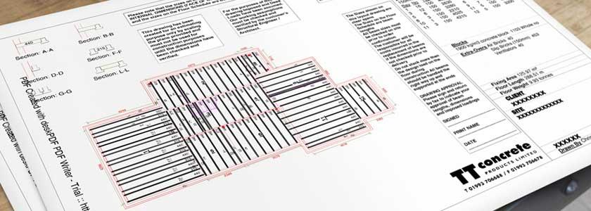 Estimating & Design - TT Concrete Products