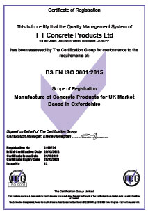Downloads ISO 9001 Certificate